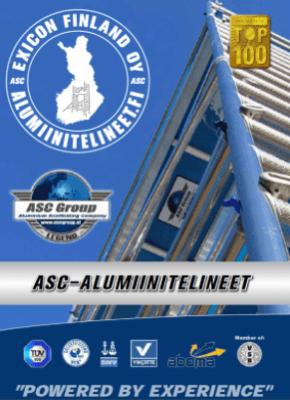 alumiiniteline esite